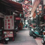 Taiwan Sidewalks